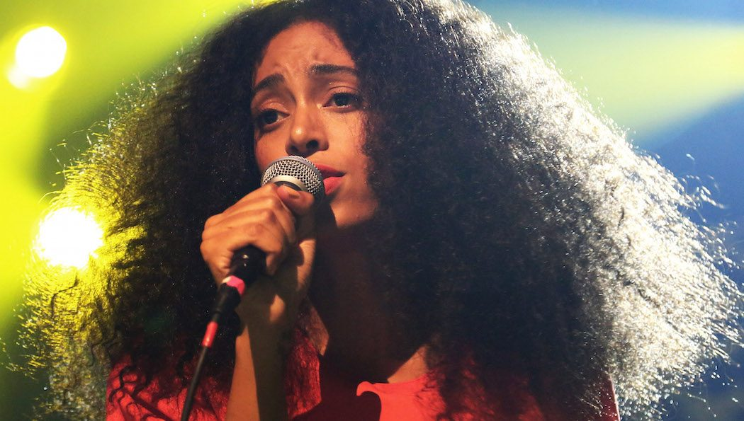 NEW YORK, NY - MAY 10:  Solange Knowles performs during the 2014 Vulture Festival at Webster Hall on May 10, 2014 in New York City.  (Photo by Paul Zimmerman/WireImage)