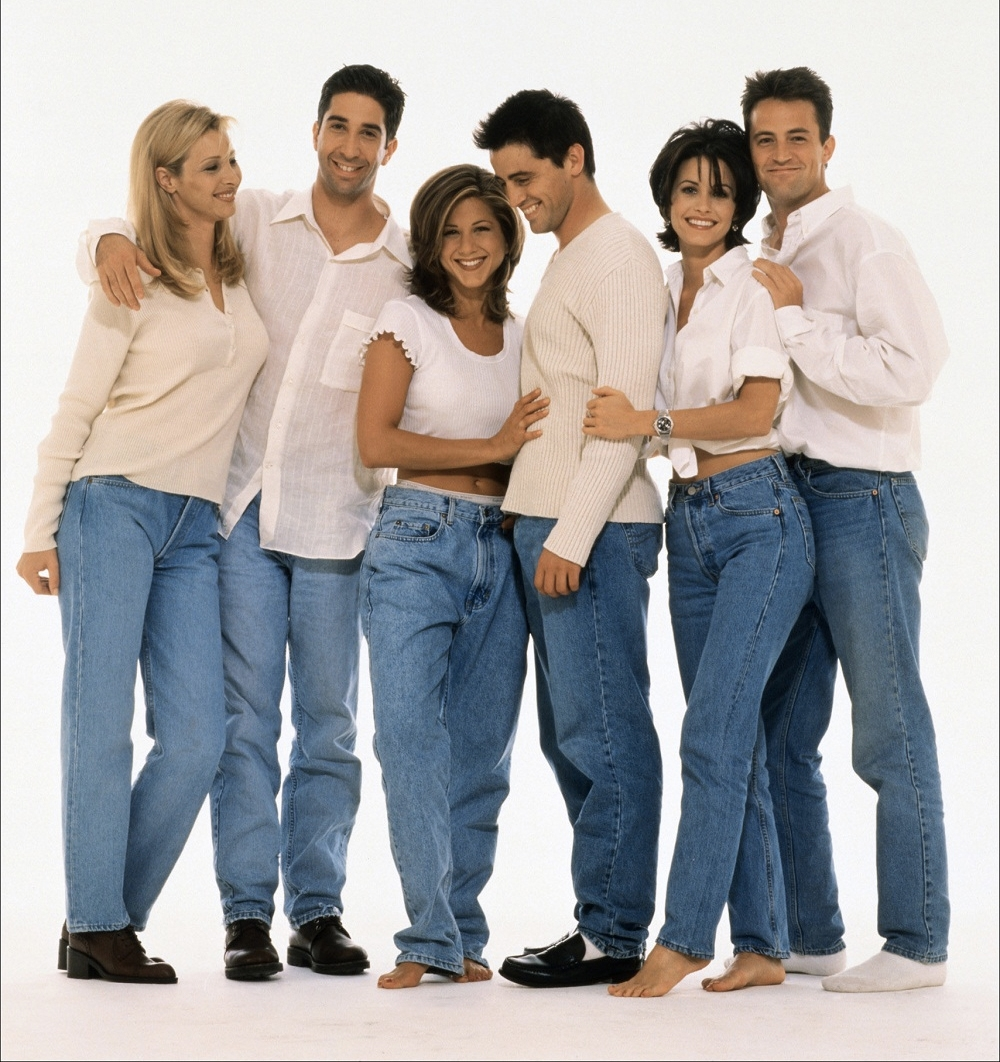 friends normcore